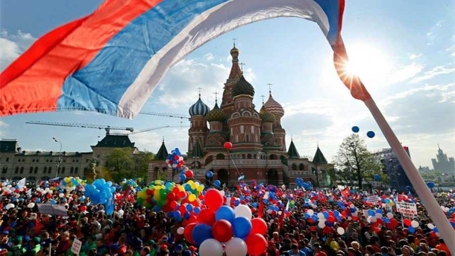 روز روسیه