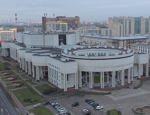 کتابخانه ملی روسیه (RNL)