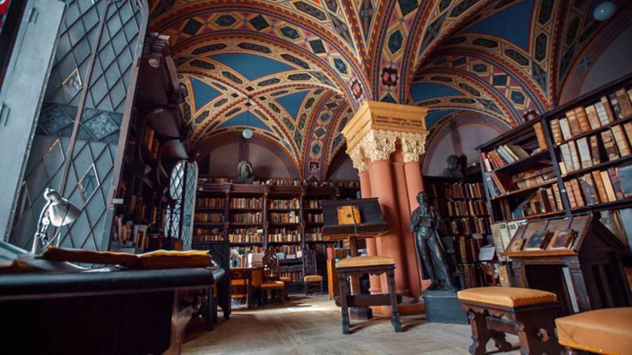 کتابخانه سن پترزبورگ
