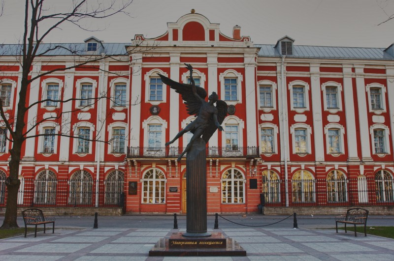 دانشگاه ملی سنت پترزبورگ SPBSU