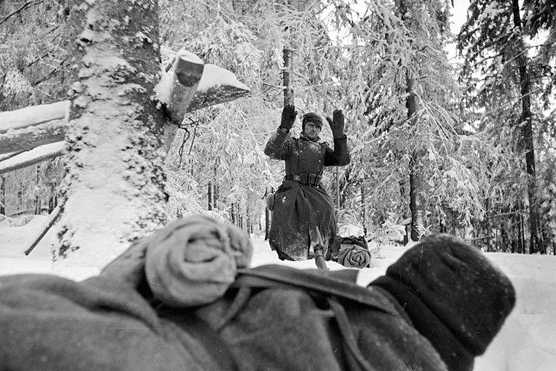 زمستان عمومی در جنگ با نازی ها