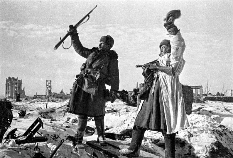 آغاز نبرد استالینگراد