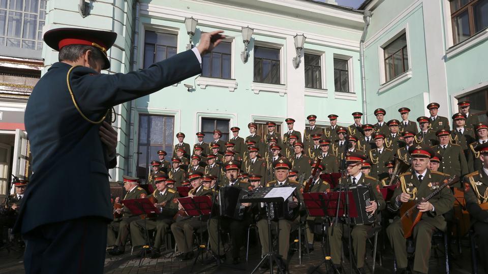 گروه کر ارتش سرخ روسیه