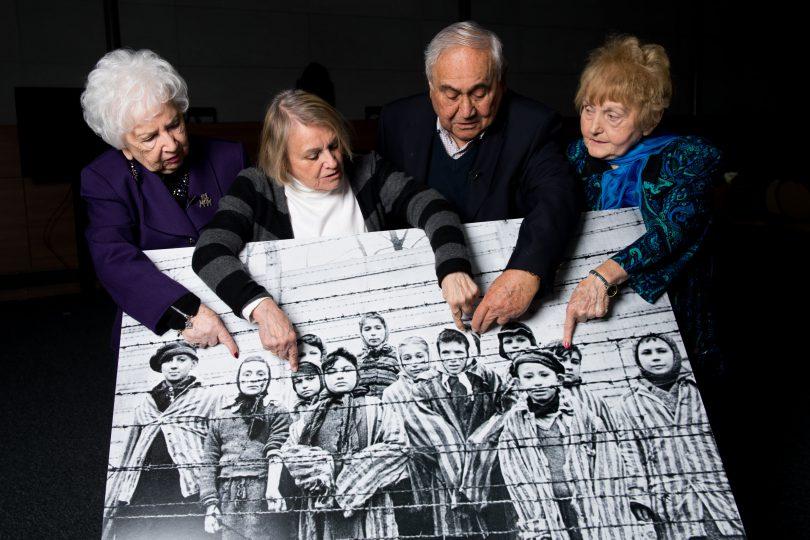 باز ماندگاه اردوگاه کار اجباری آشویتس