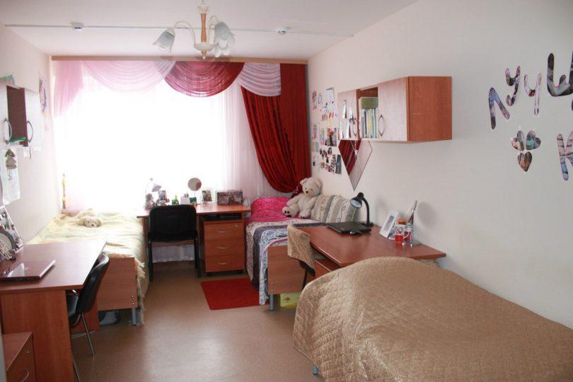 خوابگاه های دانشگاه پزشکی پیروگوف