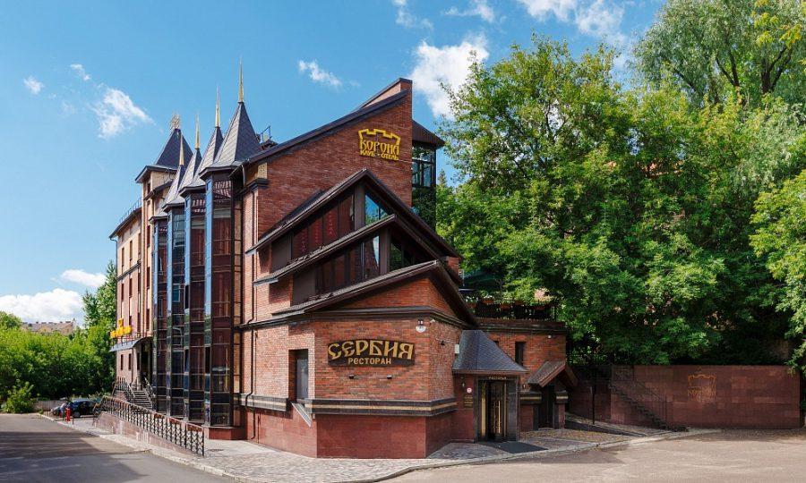 هتل Club Hotel Korona - بهترین هتل کازان
