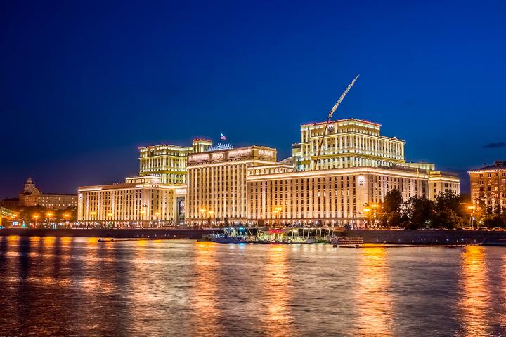 محله خاموونیکی در مسکو