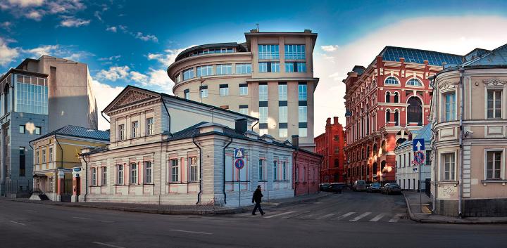 محله یاکیمانکا در مسکو