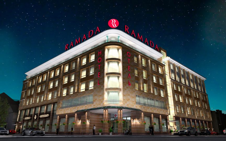 Ramada by Wyndham Kazan City Centre - بهترین هتل کازان