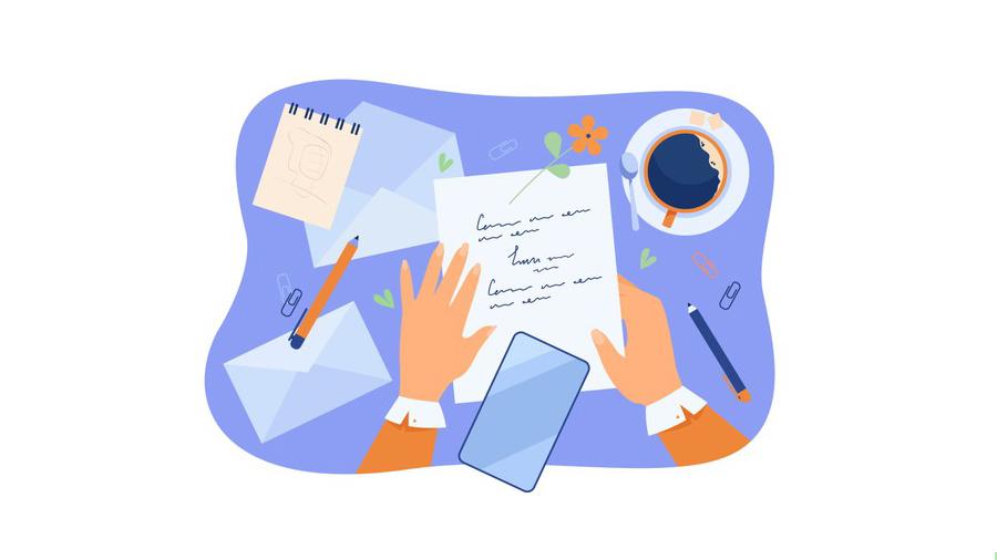 نوشتن-انگیزه-نامه