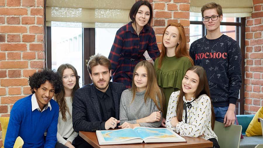 برنامه سازگاری دانشگاه روسیه