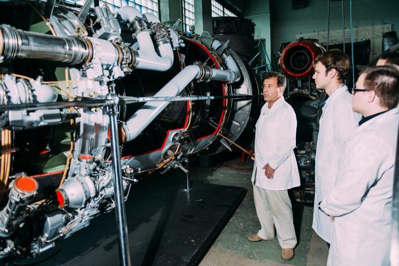 مهندسی هوافضا روسیه در دانشگاه های روسیه