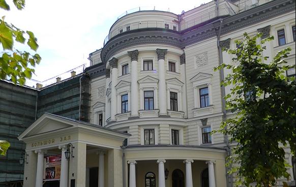 هنرستان دولتی چایکوفسکی مسکو - تحصیل موسیقی روسیه