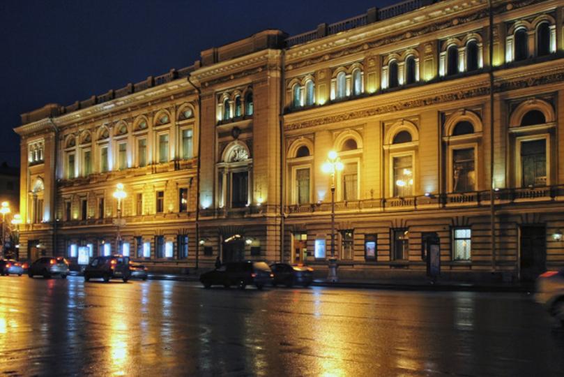 هنرستان دولتی ریمسکی کورساکف سنت پترزبورگ - تحصیل موسیقی روسیه