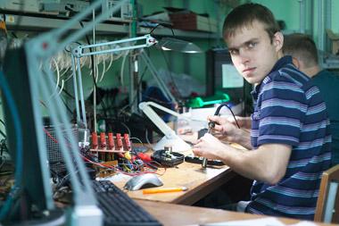دانشگاه فدرال سیبری - SibFU- پژوهش