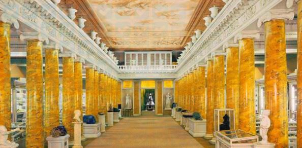 پذیرش دانشگاه معدن سنت پترزبورگ