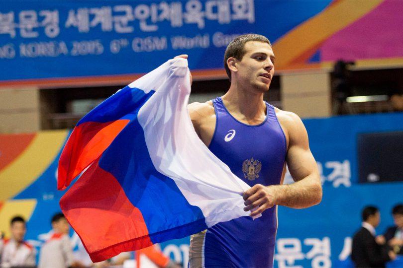 زندگی ورزشی در دانشگاه فدرال سیبری - SibFU