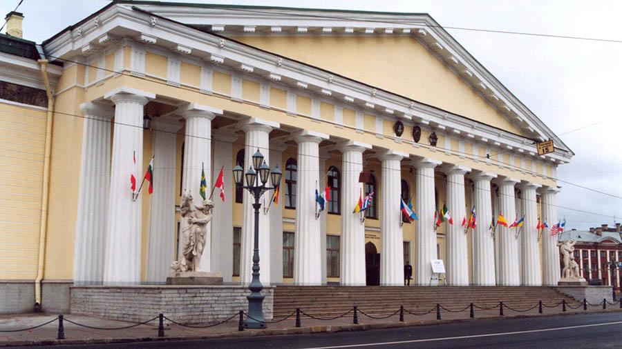 دانشگاه معدن سنت پترزبورگ