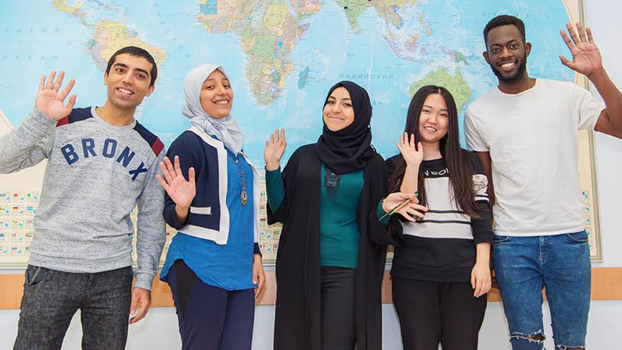 تجربه تحصیل دانشجویان خارجی در روسیه