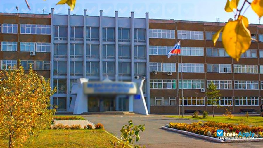 دانشگاه ایالتی آلتای روسیه (ASU)